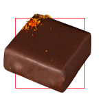 Praline chocolat Madagascar