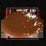 Praline chocolat Palet fleur de sel