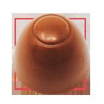Praline chocolat au lait - Ginger