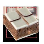 Praline chocolat au lait - Piemontaise