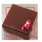 Praline chocolat noir - Madagascar